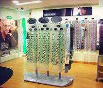 specsavers眼镜店成品展示