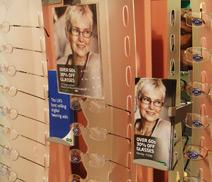 specsavers眼镜店成品