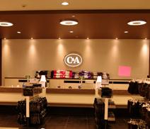 亚克力制品与C&A专卖店共成长