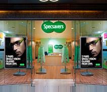 优酷亚克力制品携手英国specsavers共创美好未来!