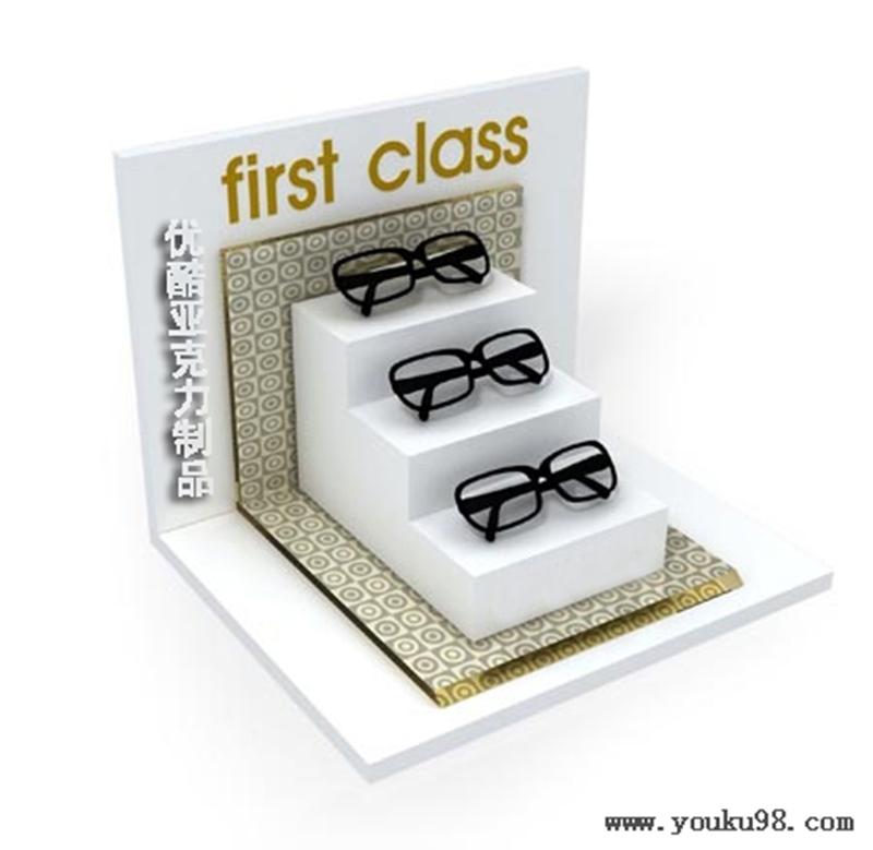 眼镜展示架定制