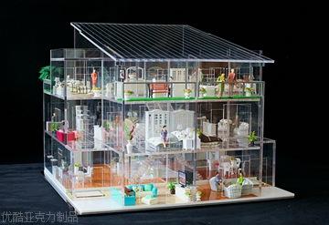 上海别墅模型制作