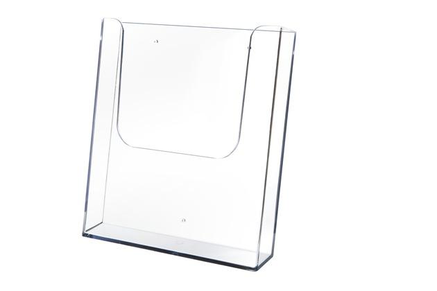 A4有机玻璃制品传单架EX-10