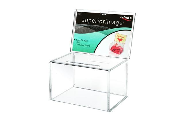 有机玻璃加工投票意见箱592901